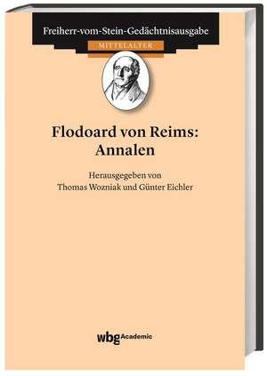 Flodoard von Reims de Thomas Wozniak