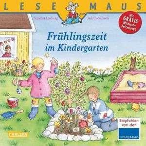 Frühlingszeit im Kindergarten de Sandra Ladwig