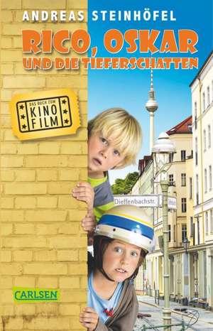 Rico, Oskar 01 und die Tieferschatten. Filmausgabe de Andreas Steinhöfel