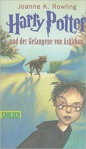 Harry Potter 3 und der Gefangene von Askaban de J. K. Rowling