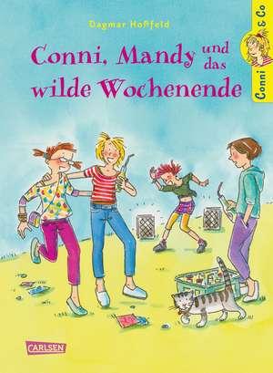 Conni & Co 13: Conni, Mandy und das wilde Wochenende de Dagmar Hoßfeld