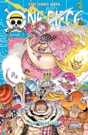 One Piece 87 de Eiichiro Oda