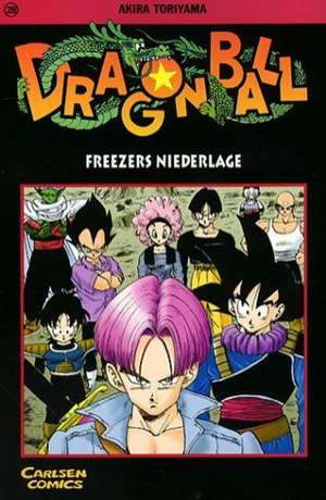 Dragon Ball 28. Freezers Niederlage