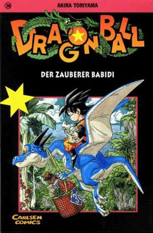 Dragon Ball 38. Der Zauberer Babidi