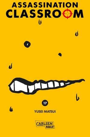 Assassination Classroom 17 de Yusei Matsui