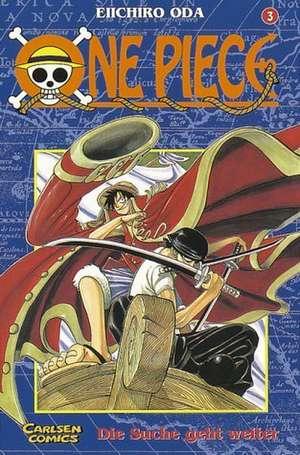 One Piece 03. Die Suche geht weiter