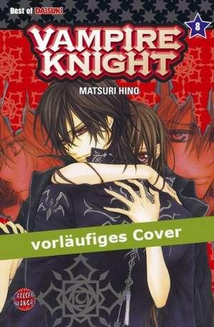 Vampire Knight 08 de Matsuri Hino
