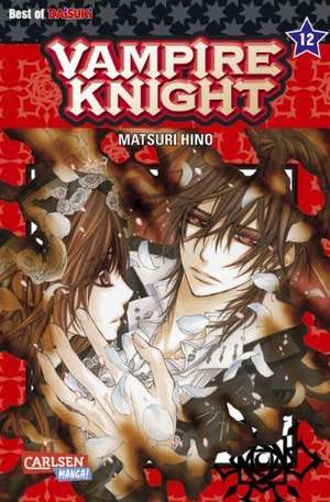 Vampire Knight 12 de Matsuri Hino