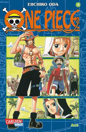 One Piece 18. Ace