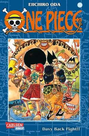 One Piece 33. Davy Back Fight!! de Eiichiro Oda
