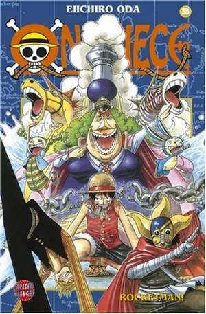 One Piece 38. Rocketman! de Eiichiro Oda