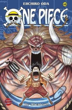 One Piece 48. Oz` Abenteuer de Eiichiro Oda