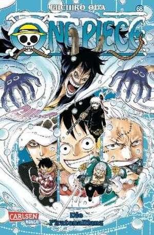 One Piece 68. Die Piratenallianz
