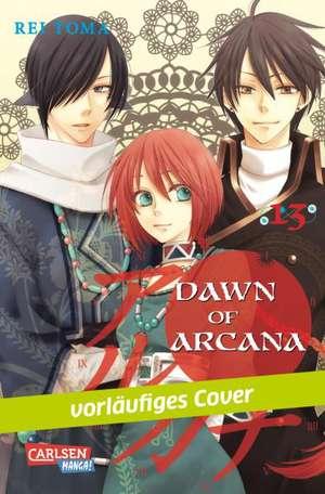 Dawn of Arcana 13 de Rei Toma
