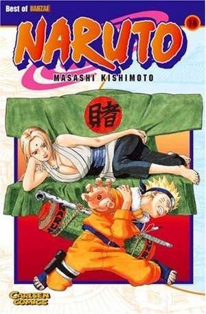 Naruto 18 de Masashi Kishimoto
