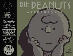 Peanuts Werkausgabe 08: 1965-1966