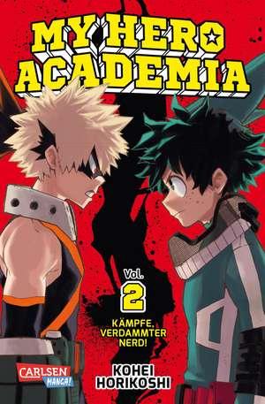 My Hero Academia 02 de Kohei Horikoshi