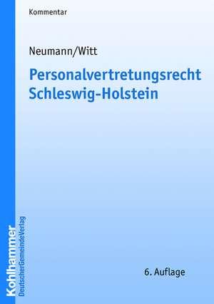 Personalvertretungsrecht Schleswig-Holstein