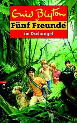 Fuenf Freunde 35. Fuenf Freunde im Dschungel