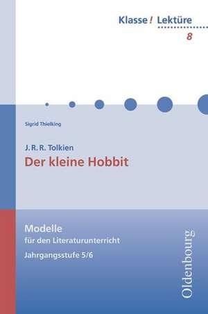 Der kleine Hobbit. Lektuere