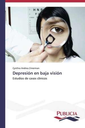 Depresion En Baja Vision