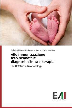 Alloimmunizzazione Feto-Neonatale