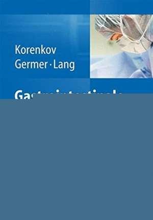 Gastrointestinale Operationen und technische Varianten