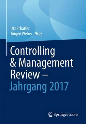 Controlling & Management Review - Jahrgang 2017