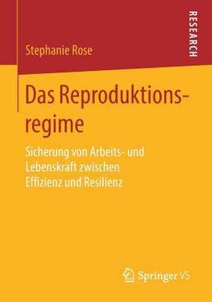 Das Reproduktionsregime