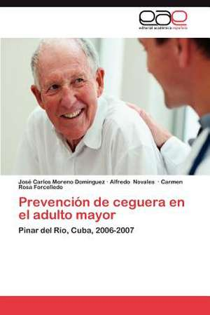 Prevencion de Ceguera En El Adulto Mayor