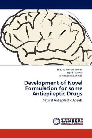 Development of Novel Formulation for some Antiepileptic Drugs