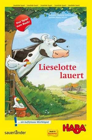 Lieselotte: Lieselotte lauert (Haba) de Alexander Steffensmeier