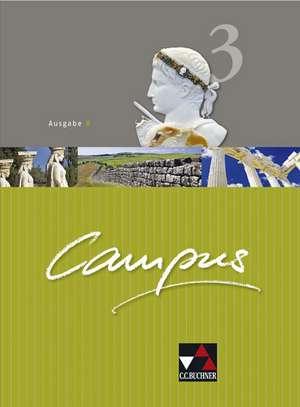 Campus Ausgabe B 3 Lehrbuch