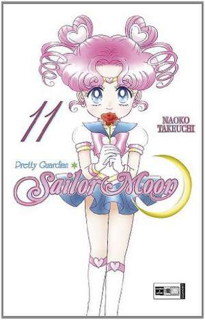 Pretty Guardian Sailor Moon 11 de Naoko Takeuchi