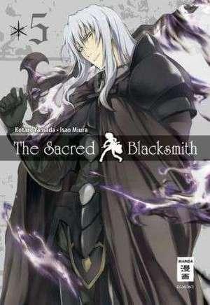 The Sacred Blacksmith 05