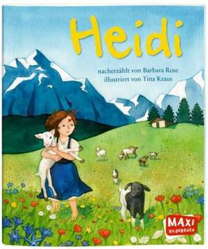 Heidi de Barbara Rose