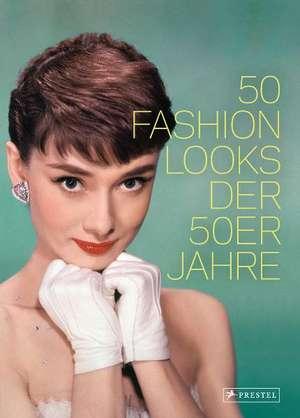 50 Fashion Looks der 50er Jahre de Paula Reed