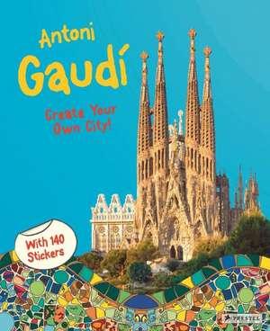 Antoni Gaudi imagine