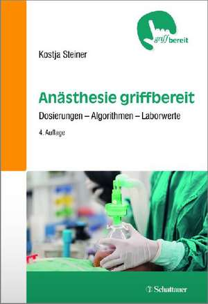 Anaesthesie griffbereit