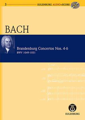 Brandenburgische Konzerte de Johann Sebastian Bach