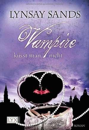 Vampire kuesst man nicht