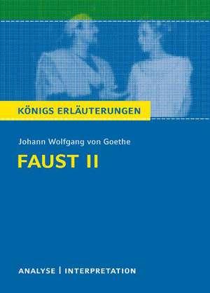 Faust II von Johann Wolfgang von Goethe. de Johann Wolfgang von Goethe