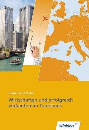 Erfolgreich handeln und verkaufen in Tourismus- und Reiseunternehmen. Schülerband de Stephan Bäcker