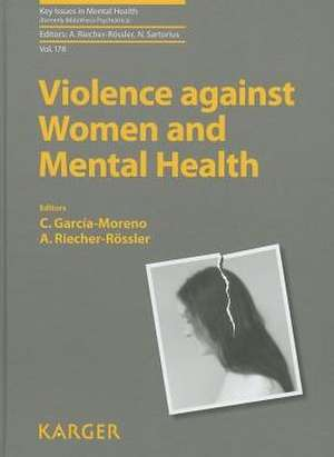Violence Against Women and Mental Health