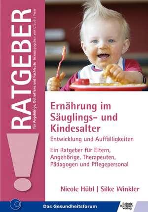 Ernaehrung im Saeuglings- und Kindesalter