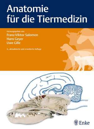 Anatomie fuer die Tiermedizin