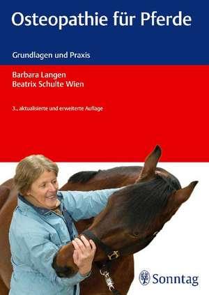 Osteopathie fuer Pferde