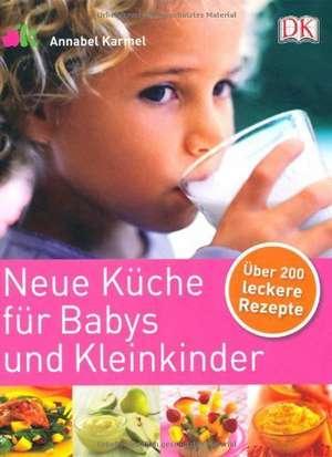 Neue Kueche fuer Babys und Kleinkinder