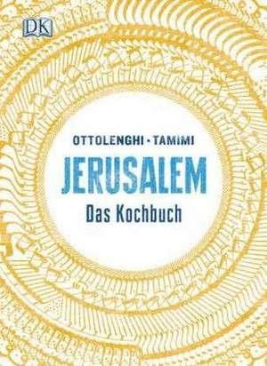 Jerusalem de Yotam Ottolenghi