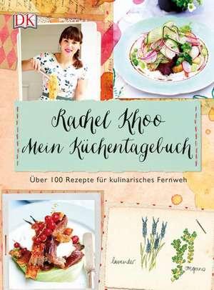 Mein Küchentagebuch de Rachel Khoo